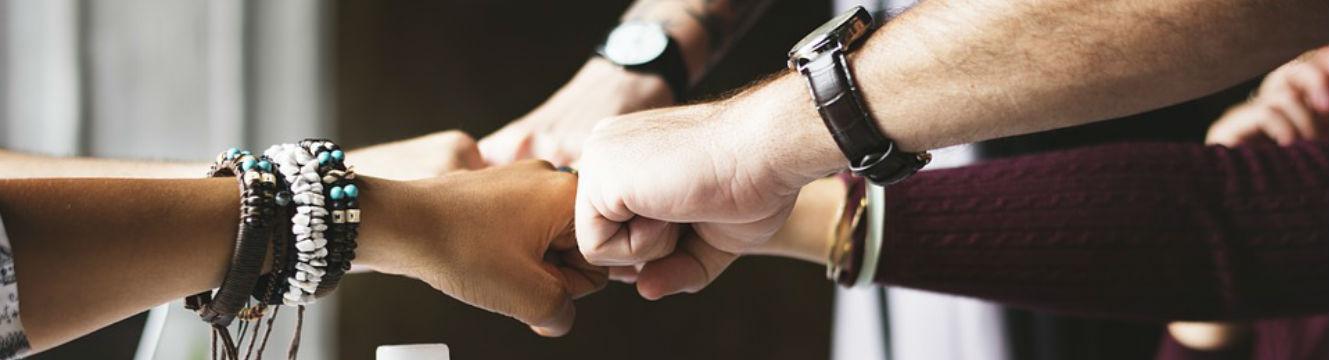 Professionnels en collaboration : travail d'équipe